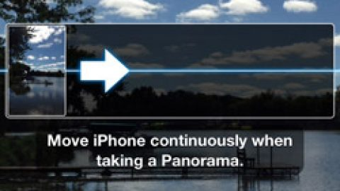 Panoramas: Simply Shot {how-to}