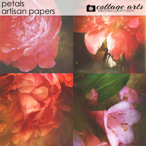 CottageArts Petals ArtisanPapers Prev