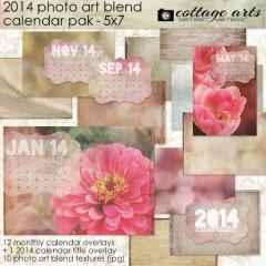 2014-5x7-calendar-photo-art-blends-3