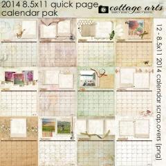 2014-8-5x11-quick-page-calendar-pak-3