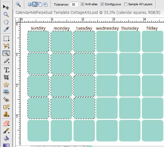 Perpetual Calendar Ideas – CottageArts.net