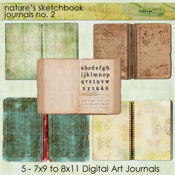how to create a journal book