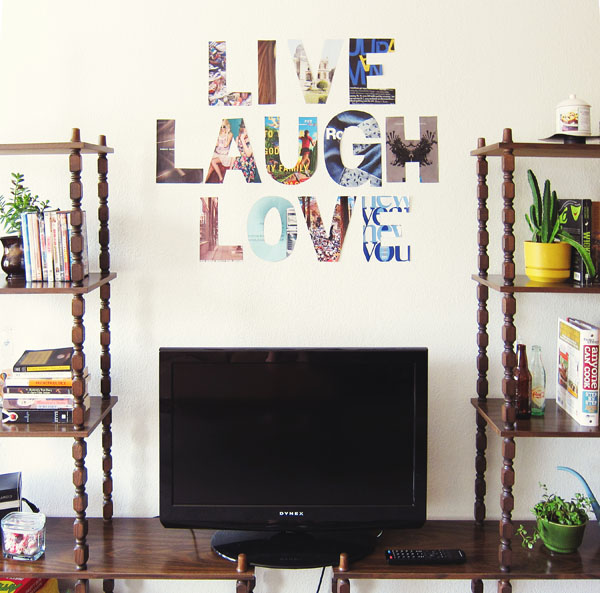 DIY College Apartment {get it printed no.13} – CottageArts.net